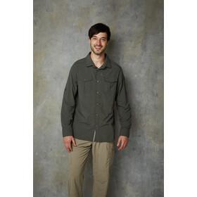 Craghoppers NosiLife Adventure Longsleeve Shirt Men Dark Khaki